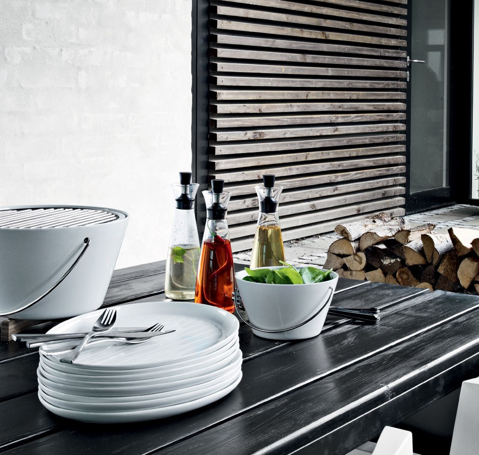 Eva solo tischgrill traumambiente for Tischgrill design