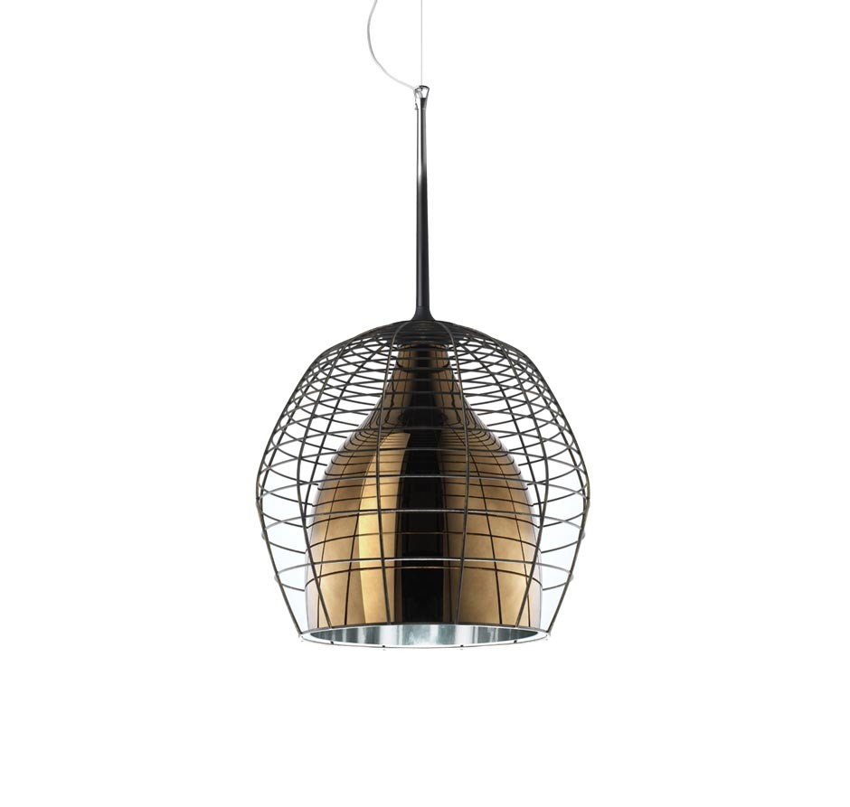 Diesel with Foscarini Cage Piccola Sospensione Ansicht 1