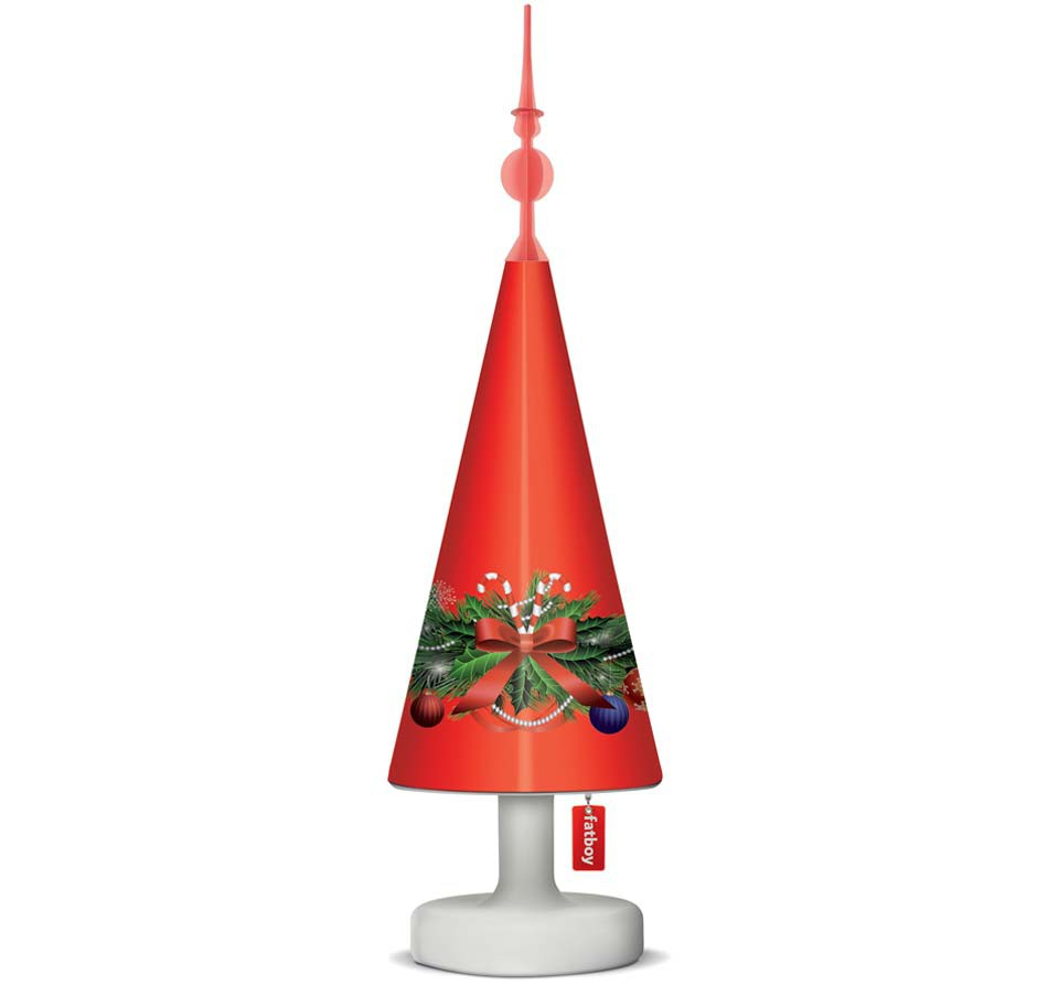 Fatboy Edison the Petit + gratis Christmas Treetopper Ansicht 1
