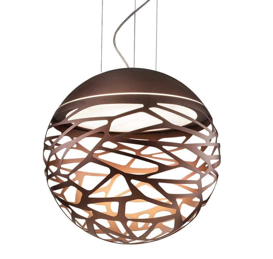 Studio Italia Design Kelly Medium Sphere 50 Pendelleuchte Ansicht 1