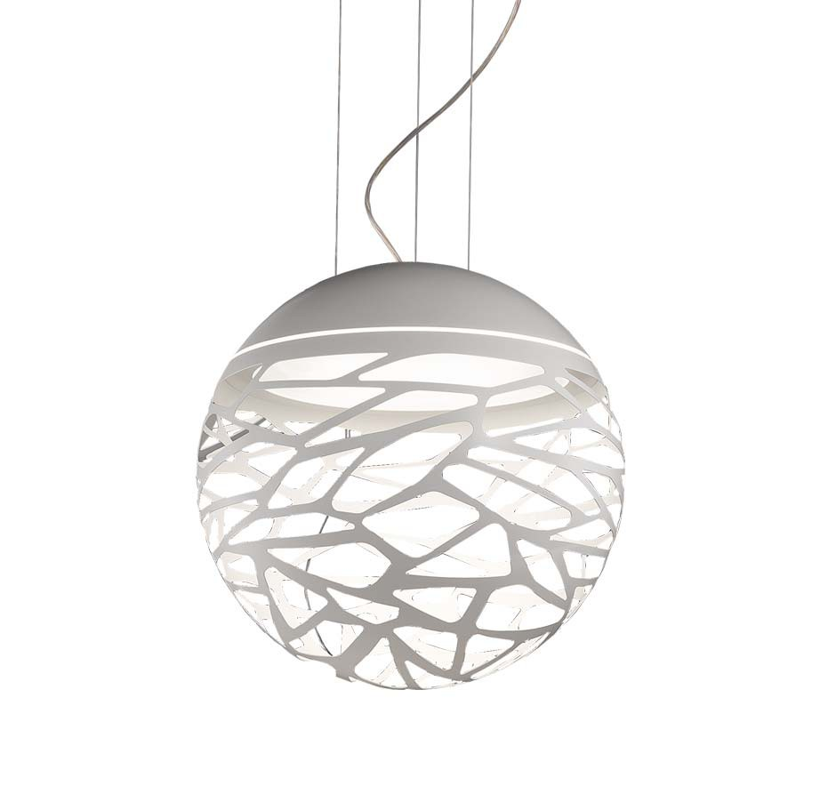 Studio Italia Design Kelly Small Sphere 40 Pendelleuchte Ansicht 1