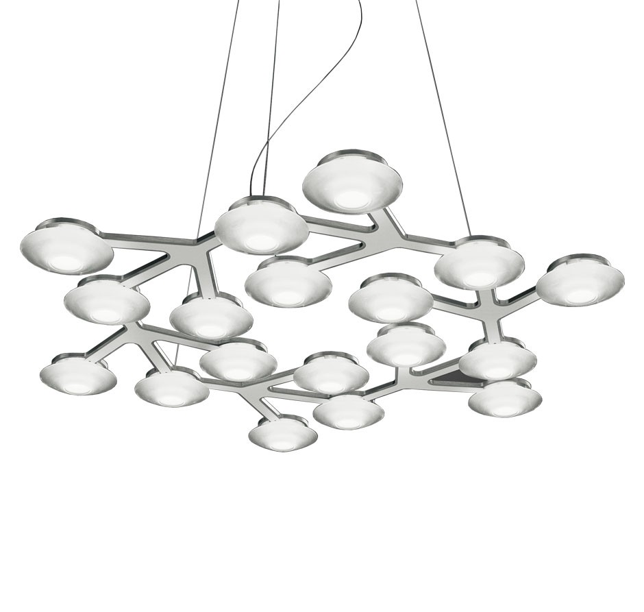 Artemide LED Net Circle Sospensione Ansicht 1