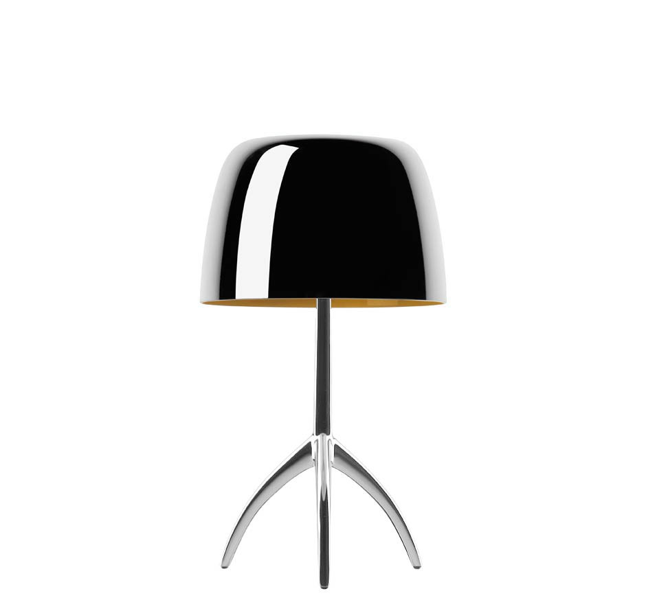 Foscarini Lumiere 25th Piccola Tavolo mit Dimmer Ansicht 1
