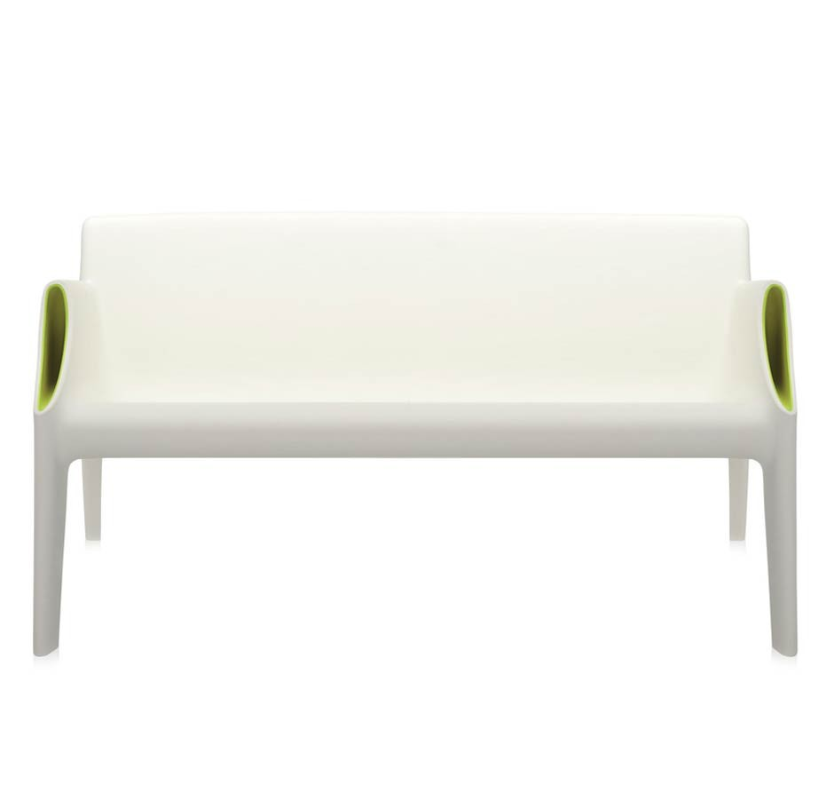 Kartell Magic Hole Outdoor Sofa Ansicht 1