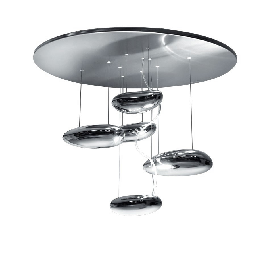 Artemide Mercury Mini Soffitto LED Ansicht 1