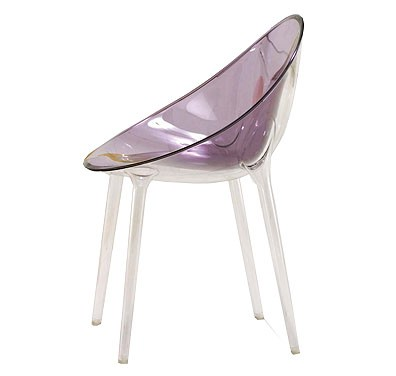 Kartell mr impossible stuhl for Chaise 5013