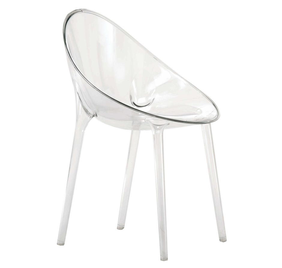Kartell Mr. Impossible Stuhl Ansicht 1