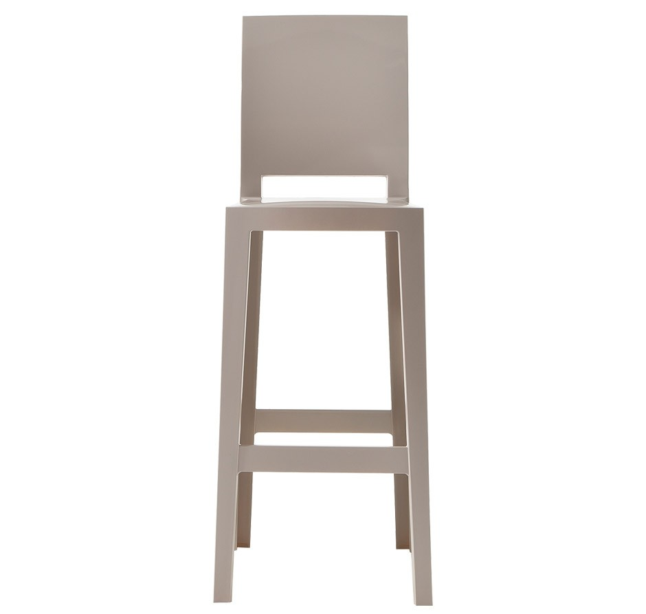 Kartell one more please barhocker 75 cm traumambiente for Barhocker 75 cm