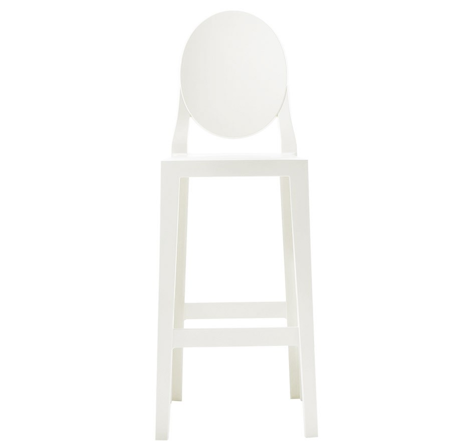 Kartell One More Barhocker 75 cm Ansicht 1