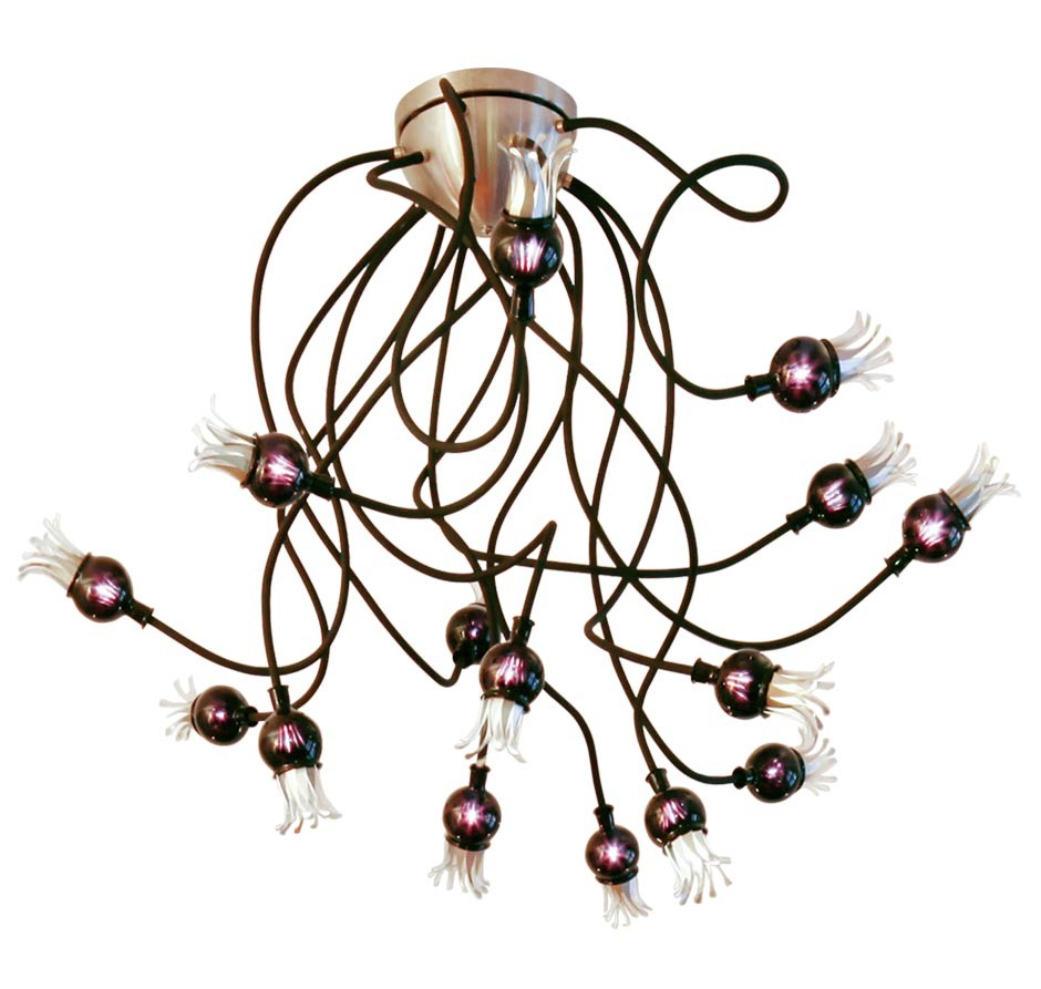 Serien Lighting Poppy Ceiling/Wall 15-armig  Ansicht 1