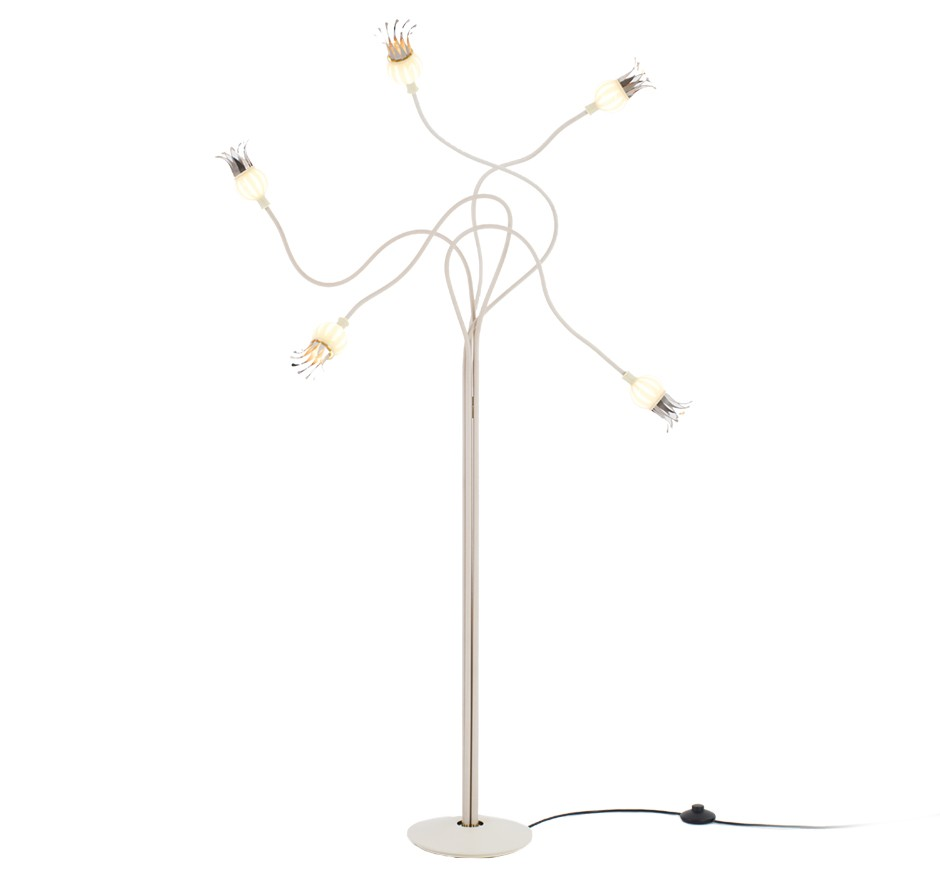 Serien Lighting Poppy Floor 5-armig Ansicht 1