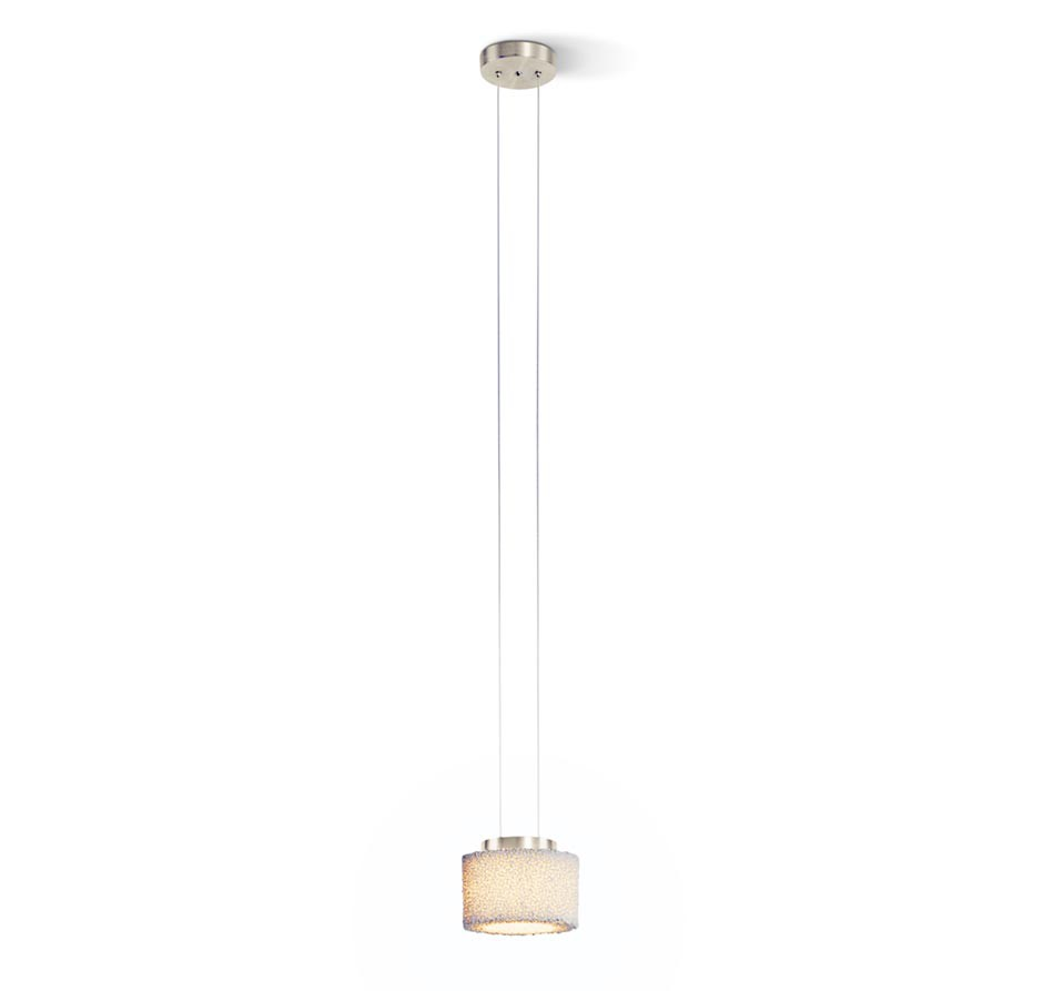 Serien Lighting Reef suspension 1 LED Pendelleuchte Ansicht 1