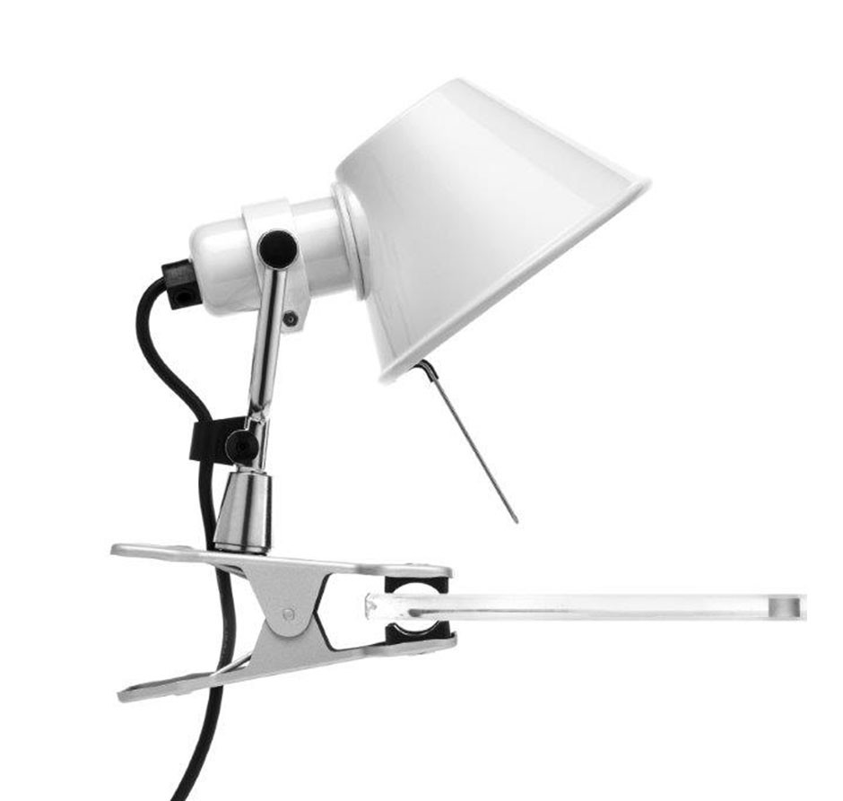 Artemide Tolomeo Micro Pinza LED Sonderedition Ansicht 1