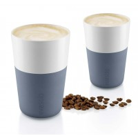 Caffé Latte Becher 2er Set