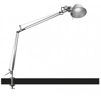 Tolomeo Tavolo LED Tunable White mit Tischklemme