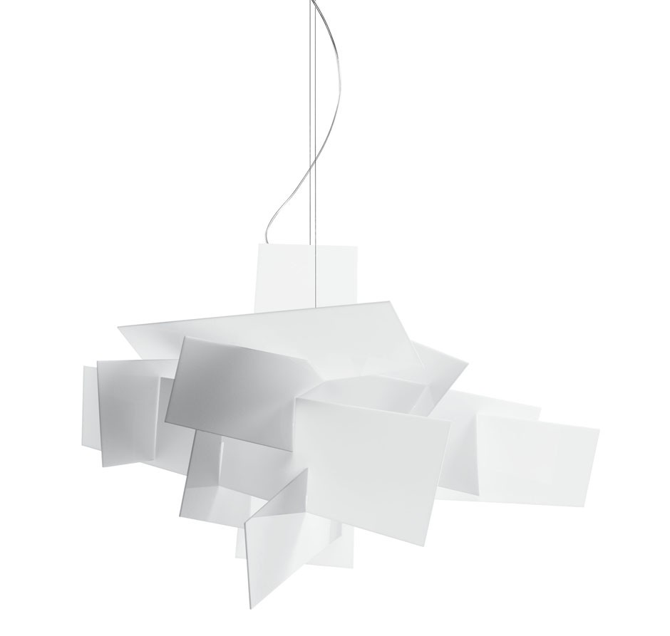 Foscarini Big Bang Sospensione LED Ansicht 1