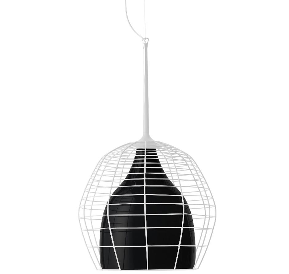 Diesel with Foscarini Cage Grande Sospensione Ansicht 1