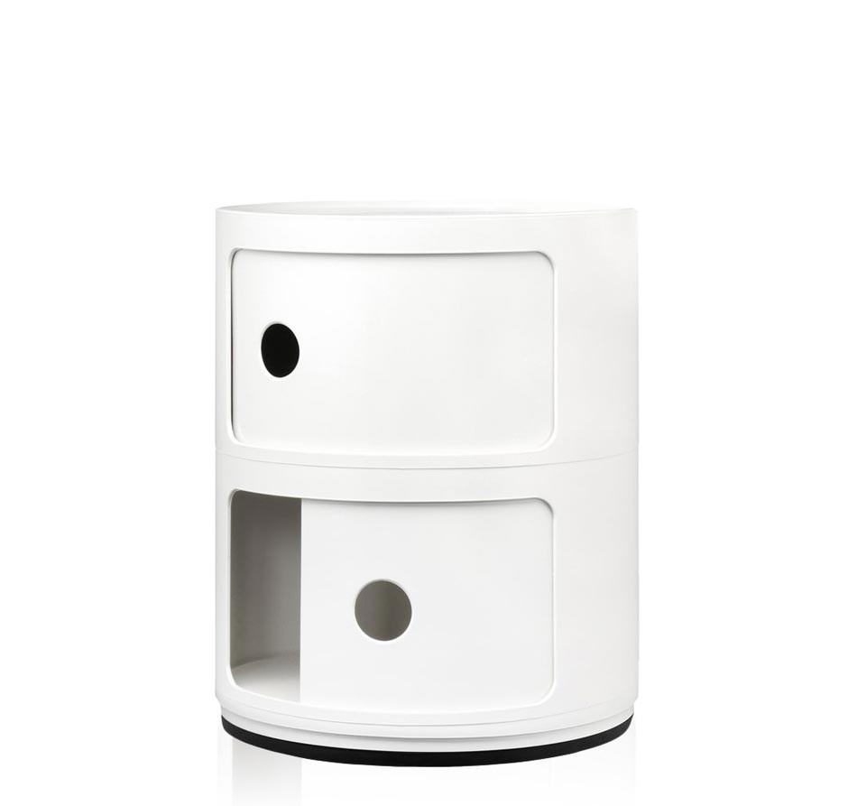 Kartell Componibili 2er Container Ansicht 1
