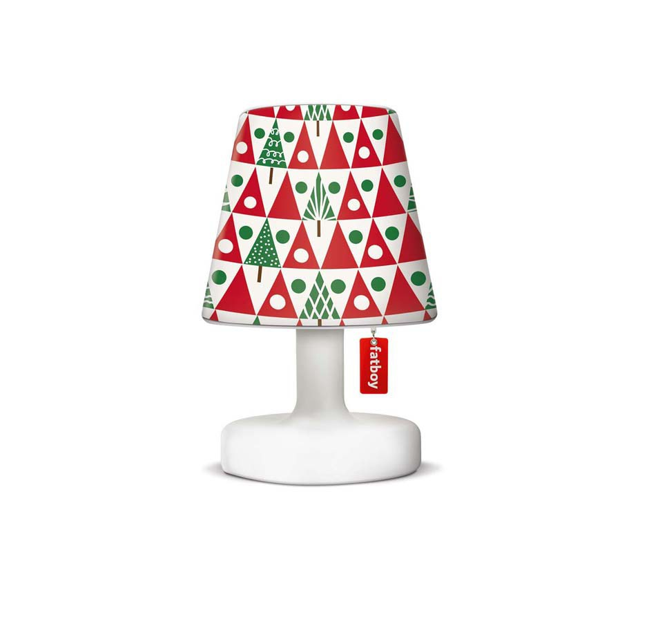 Fatboy Edison the Petit LED Akkuleuchte + Christmas Cappie Ansicht 1