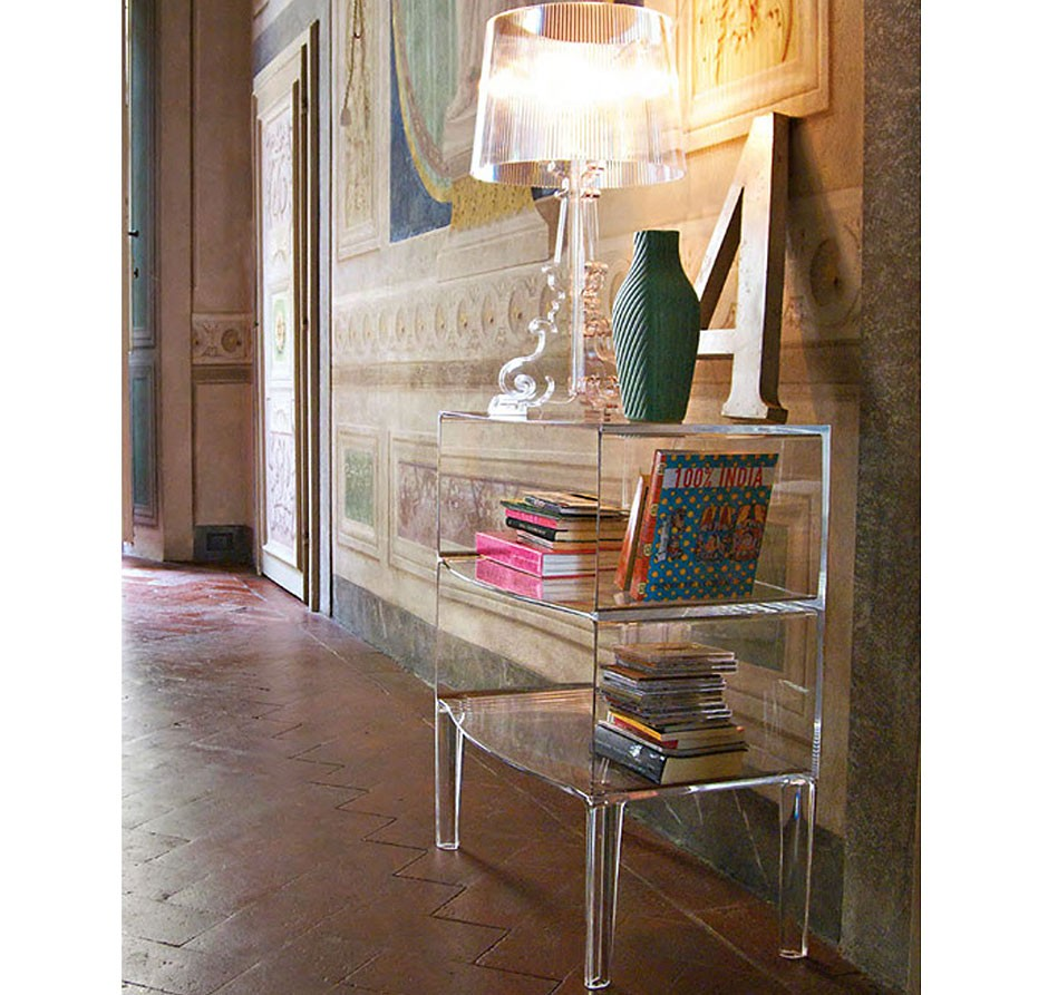 kartell ghost buster side table – liamdecor.co