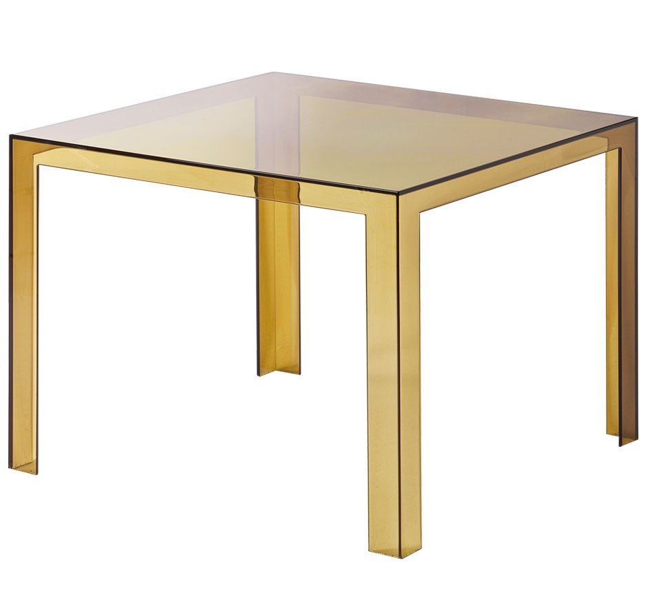 Kartell Invisible Table Tisch Ansicht 1