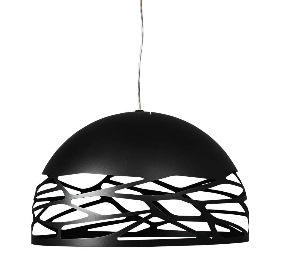 Studio Italia Design Kelly Medium Dome 60 Pendelleuchte Ansicht 1