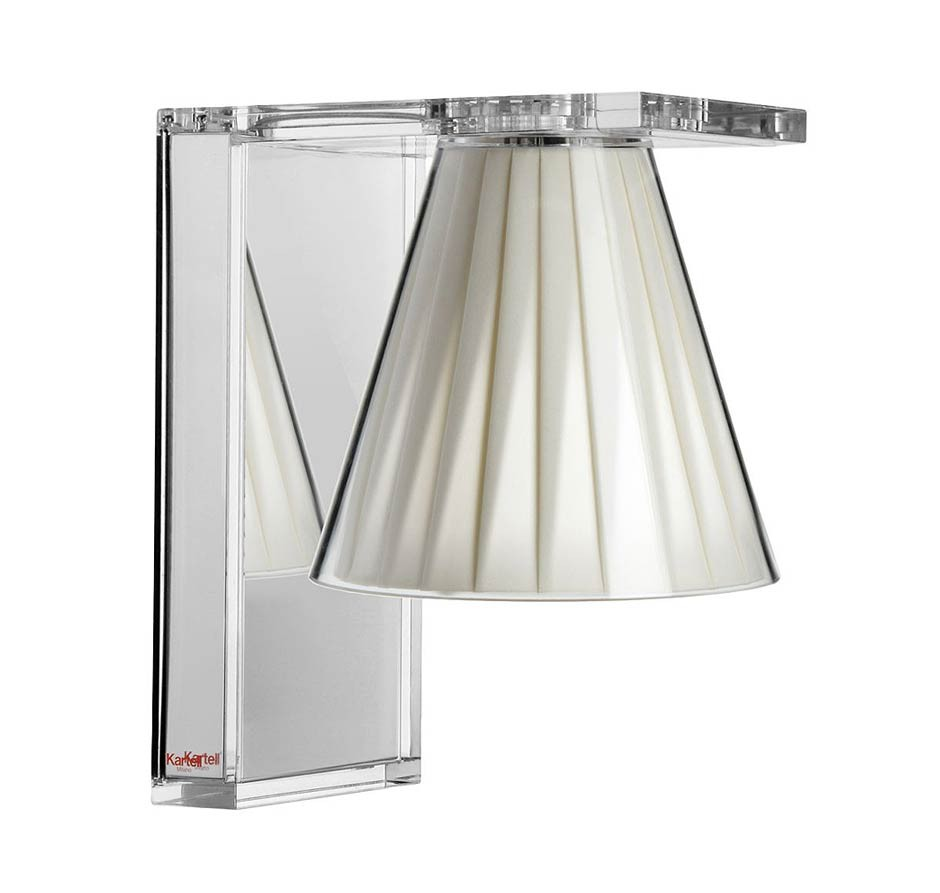 Kartell Light-Air Wandleuchte Ansicht 1