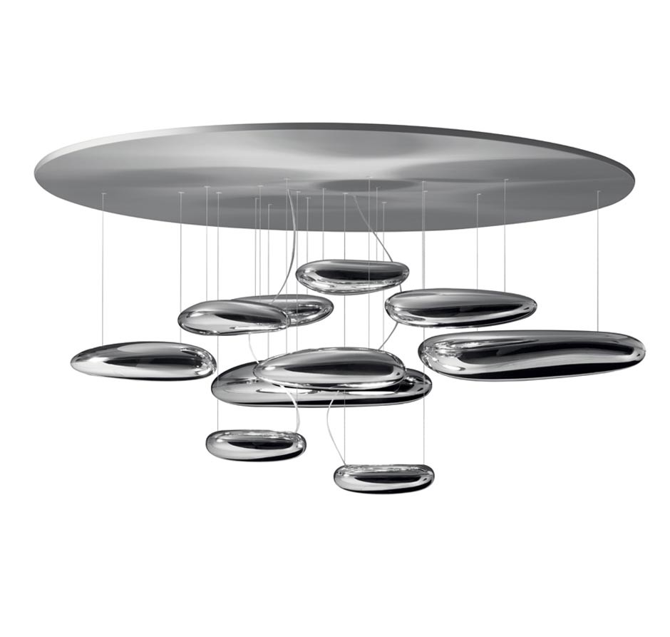 Artemide Mercury Soffitto LED Ansicht 1
