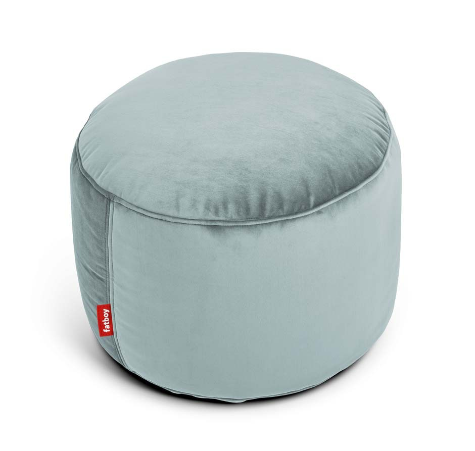 Fatboy Point Velvet Hocker Ansicht 1
