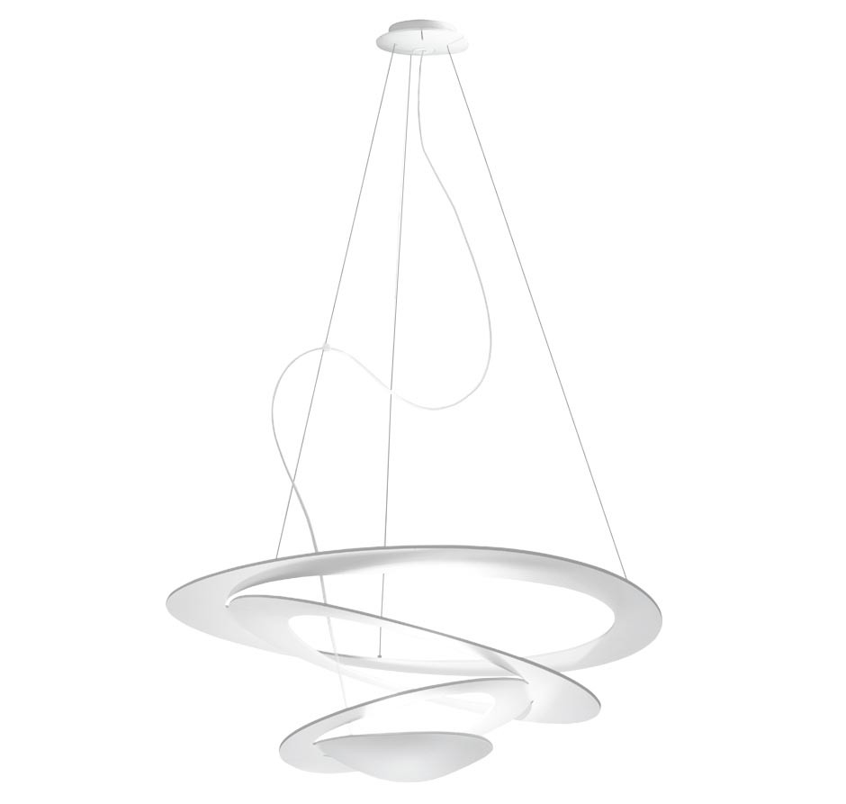Artemide Pirce Mini Sospensione LED Ansicht 1