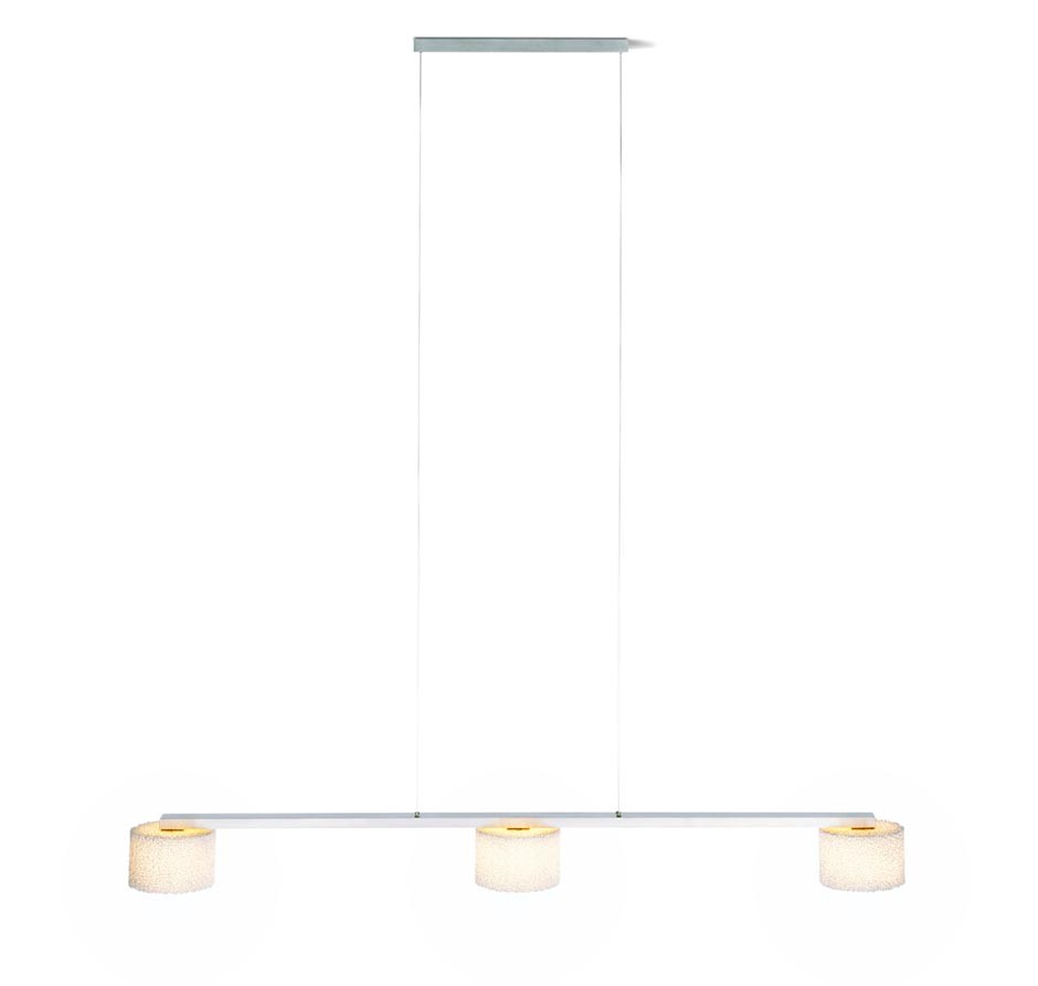 Serien Lighting Reef suspension 3 LED Pendelleuchte Ansicht 1
