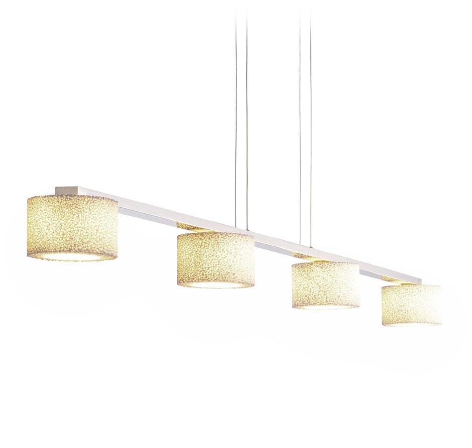 Serien Lighting Reef suspension 4 LED Pendelleuchte Ansicht 1