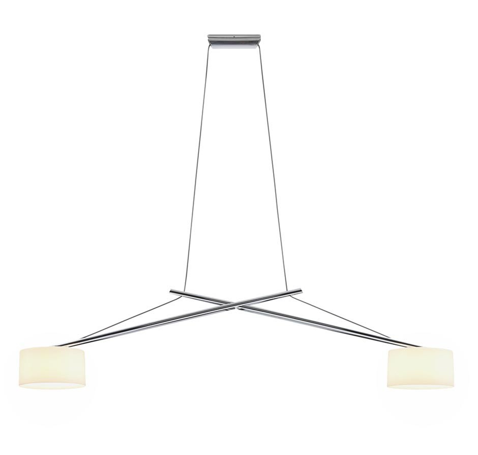 Serien Lighting Twin LED Pendelleuchte  Ansicht 1