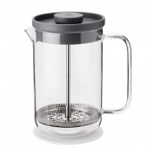 RIG-TIG by Stelton BREW-IT Kaffee Pressfilterkanne 0,8L