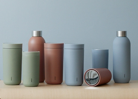 Stelton To Go Click Thermobecher Herbst/Winter 2021