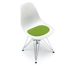 HEY-SIGN Sitzauflage Plastic Sidechair Antirutsch